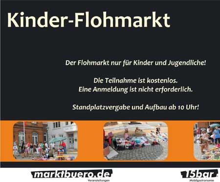 Spiel, Spass & Flohmarkt beim Bredstedter OpenAir Sommer