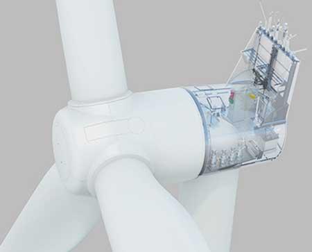 Bürgerwindpark Löwenstedt baut auf funkverträgliche Siemens-Windturbinen