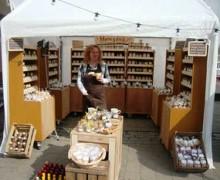 Großer Herbstmarkt in St. Peter-Ording – mit Kochshow