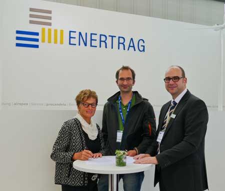 WKA in Langenhorn: Bedarfsgerechte Befeuerung in Nordfriesland wird ausgebaut
