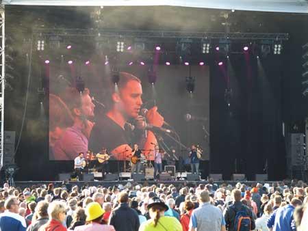 Tønder Festival mit gutem Abschluss – Erste Künstler für 2016 bestätigt