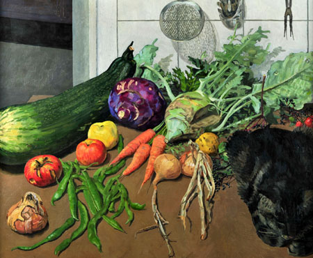 """Ausstellung """"Querbeet"""" zu Gast im Haus Peters, Tetenbüll"""
