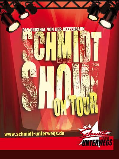 Die Schmidt Show on Tour im NordseeCongressCenter Husum