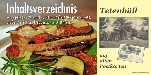 Neues aus Haus Peters:  Tetenbüller Geschenkideen zum Weihnachtsfest