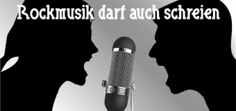 Grafath: Nicht nur Harmonie & Glücklichsein! Rock-Musik muß auch mal rausgeschrien werden!