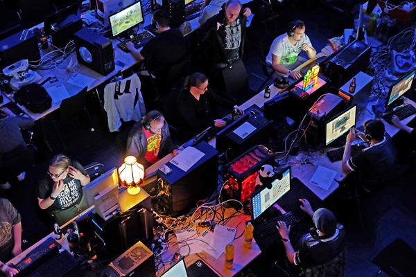 Nordic Gaming Convention (NGC) – die größte LAN-Party Norddeutschlands in Husum