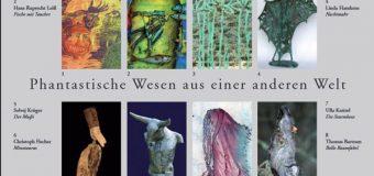 Märchenhaft und Sagenhaft bei der 5. Sommerkunstausstellung der Kunstinitiative St.Peter-Ording