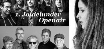 1.  Joldelunder Open-Air mit Cathrine Jauer, Rockville und AC/Dynamite
