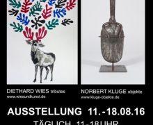 Ausstellung Artgenossen 2 im Husumer Speicher