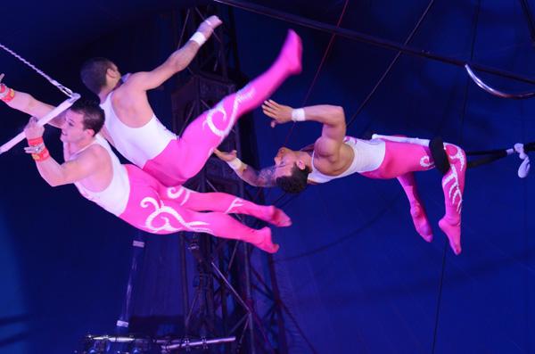 Zirkus Charles Knie kommt nach Husum