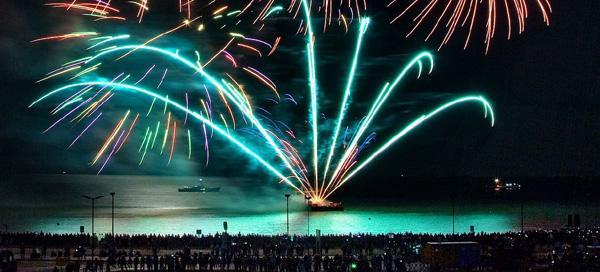 """""""Föhr on Fire"""" 2016: Hafenfest mit spektakulärem Höhepunkt"""