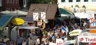 Die 35. Husumer Hafentage vom  3. bis 7. August 2016