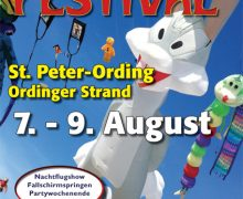 10 Jahre Drachenfestival in St. Peter-Ording