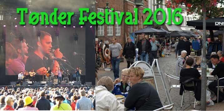 Ein paar Tage noch, dann öffnen sich Tore und Straßen zum Tønder-Festival