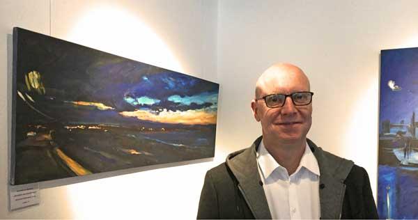 Internationaler Museumstag mit Thorsten K. Hiebner im Haus Peters
