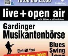 Gardinger Musikantenbörse – Eine Stadt swingt und rockt