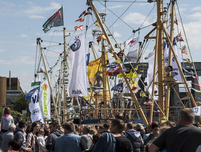 Husumer Hafentage 2017 mit vielen neuen Attraktionen
