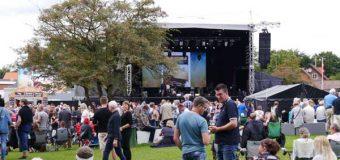 Tønder Festival 2017 – Coole Besucher und Musiker – kalte Panzensperren