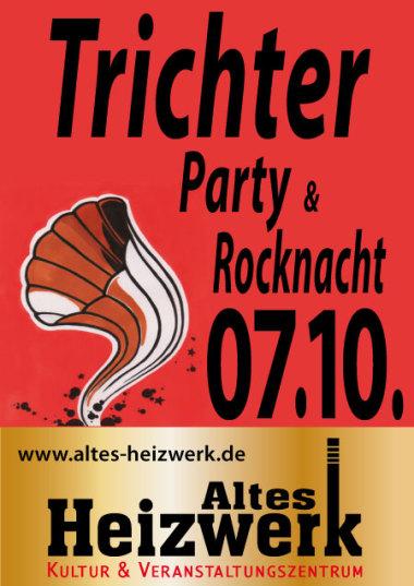 Endlich wieder! Erste Trichter Revival Party der Saison in Bredstedt
