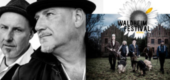 Wingenfelder und Tears for Beers beim Waldheim Festival Revival