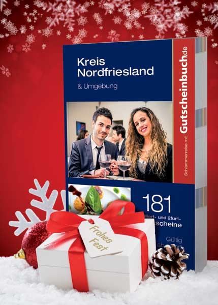 Gewinne ein Gutscheinbuch für Nordfriesland