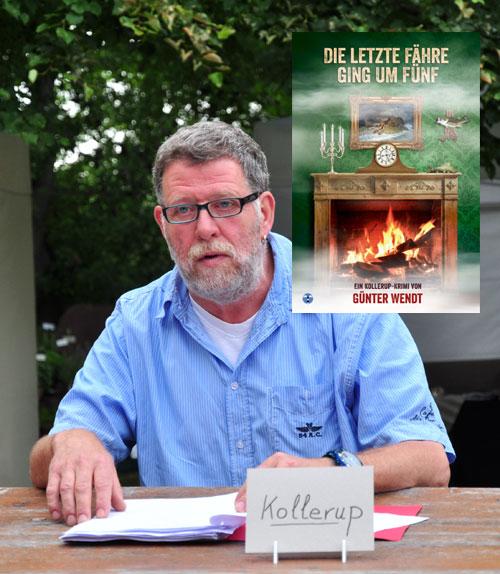 """Lesung und Buchvorstellung im Haus Peters: """"Die letzte Fähre ging um fünf"""""""