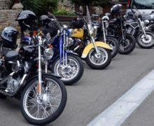 Tradition zu Ostern, MoGo Motorradtreffen in Husum