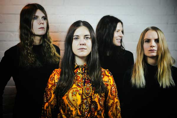 Live im Speicher Husum: Maida Vale; Support: The Black Wizards
