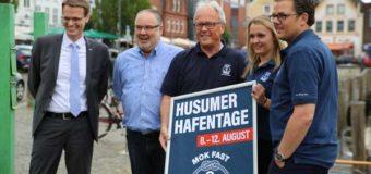 Husumer Hafentage 2018 – Das volle Programm