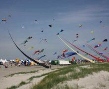 Das 12. Drachenfestival am Ordinger Strand vom 03. – 05. August 2018