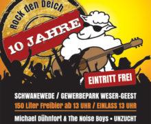Rock den Deich Festival 2018