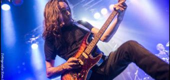 Das Guitar Heroes Festival Joldelund September 2018