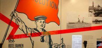 Wanderausstellung »Revolution 1918« in Husum