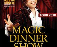 Magic Dinner Show mit Kevin Köneke in der Westermöhl, Langenhorn