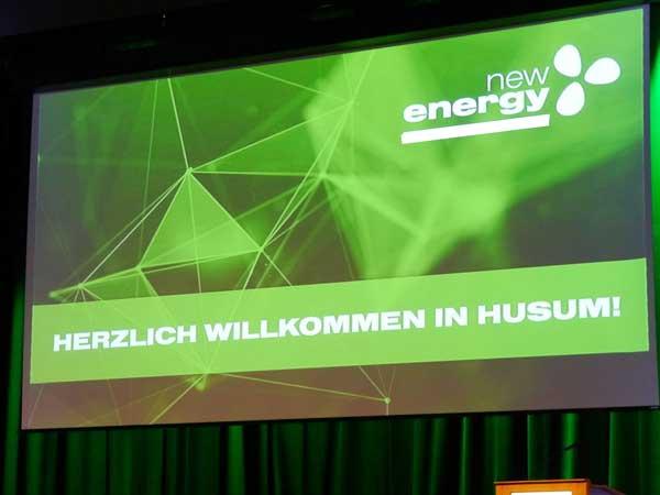 Neue Energien für alle auf der New Energy Home in Husum