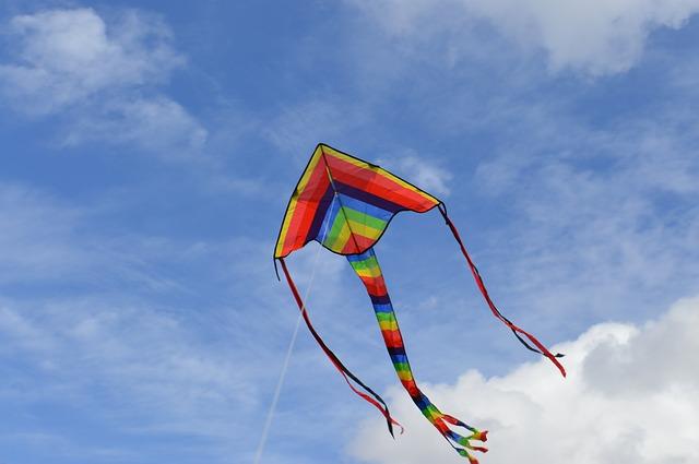 Das 13. Drachenfestival am Ordinger Strand