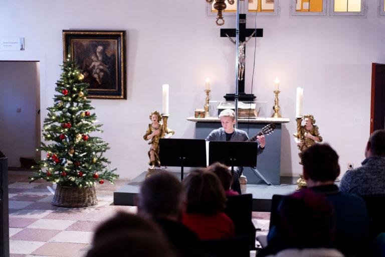Weihnachtliches Schlossvergnügen 2019 in Husum