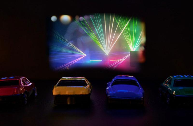 Das Autokino Messe Husum lädt zur Autodisco! - Nordfriesland Online