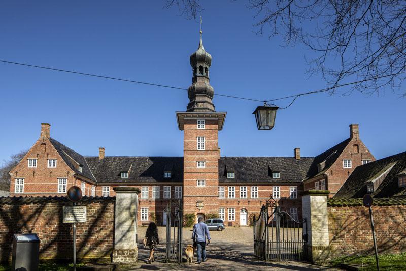 Öffentliche Führung durch das Schloss vor Husum jeden Samstag - Nordfriesland Online