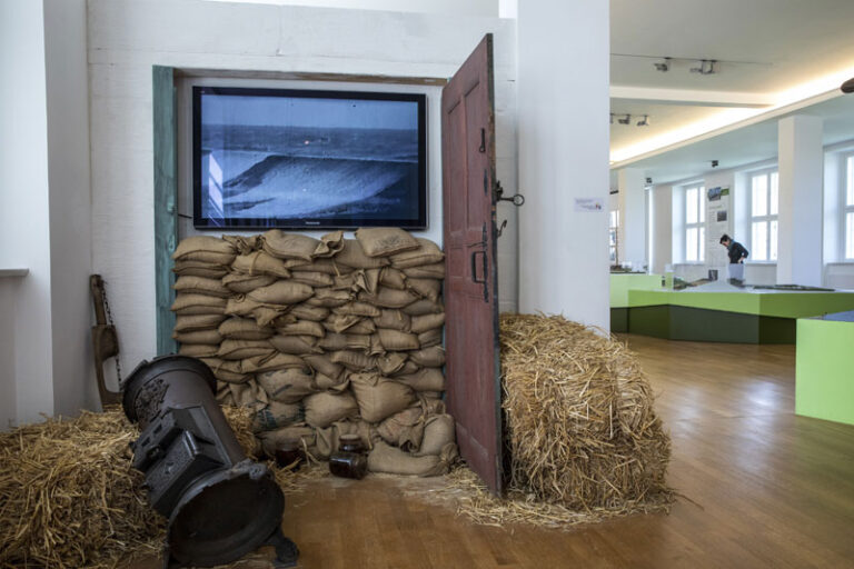 Öffentliche Führung im Nissenhaus Husum: Sturmfluten und Küstenschutz