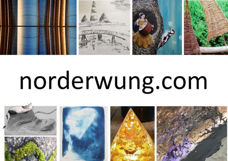 Speicher Husum: Ausstellung der Künstlergruppe Norderwung