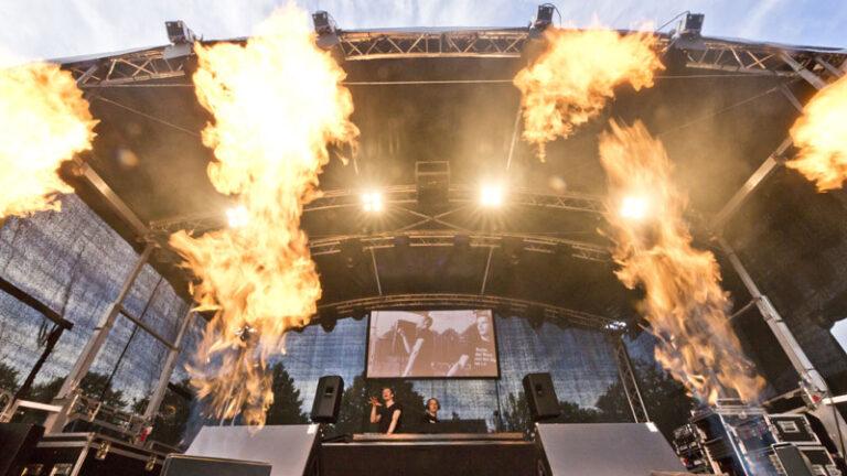 Veranstalter voll zufrieden mit dem SÜDSTRAND OPENAIR 2020 in Wyk auf Föhr