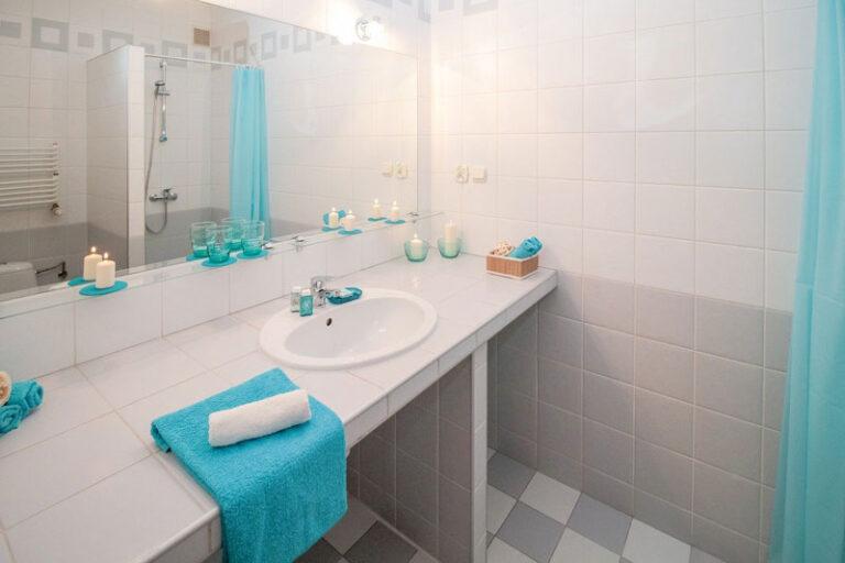 Ein neues Bad für das Ferienhaus