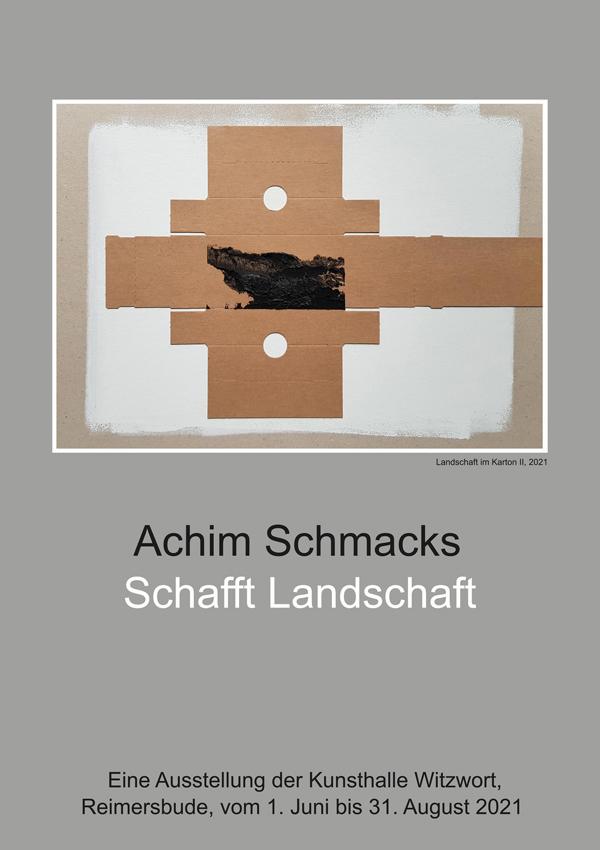 Ausstellung Schafft Landschaft in der Kunsthalle Witzwort