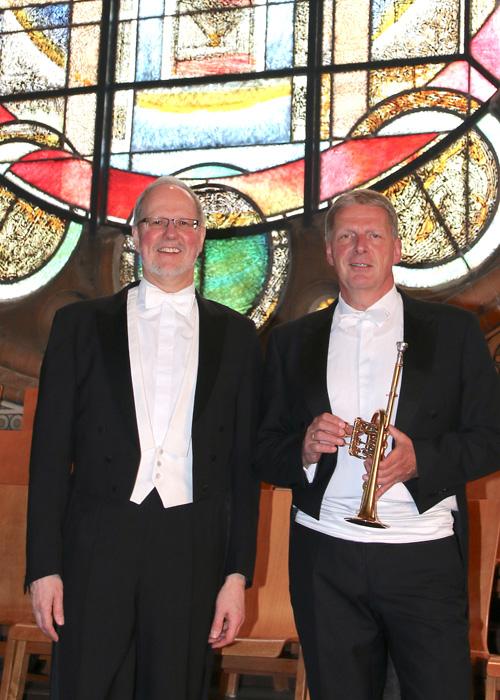 Westküste: Hope and Pray – 30 Jahre Trompete & Orgel Trompetenkonzerte  der Sonderklasse